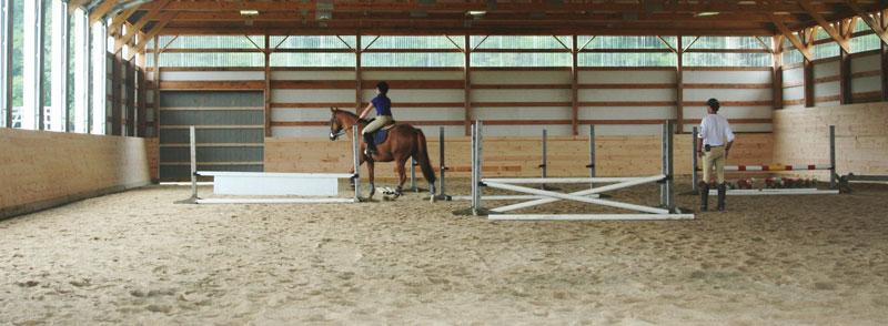 Facility & Horses