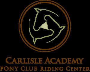 Carlisle Pony Club Riding Center logo