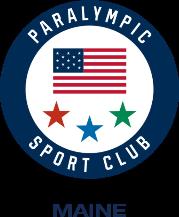 Paralympic Sport Club Maine Logo