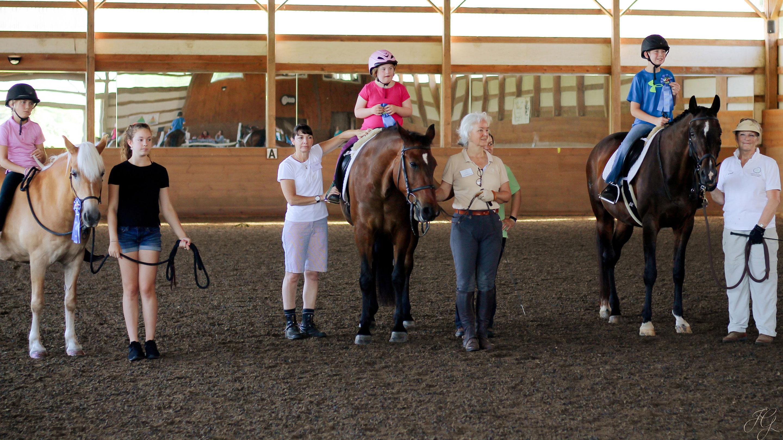 Equestrian Center Enrollment Form