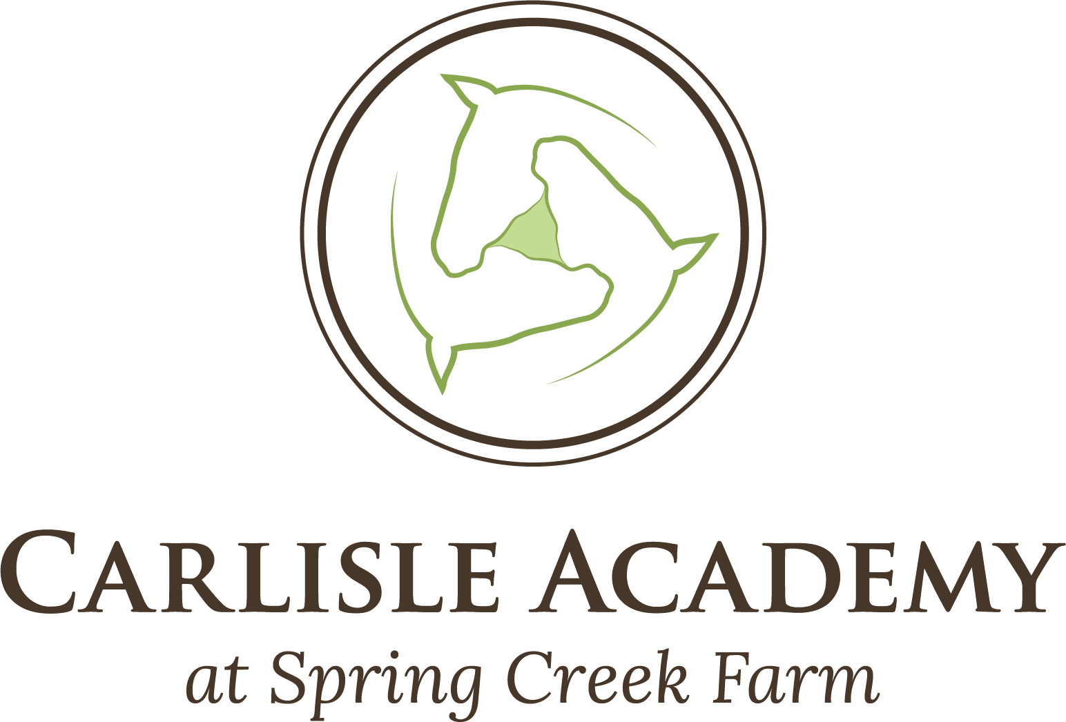 Carlisle Academy at Spring Creek Farm logo